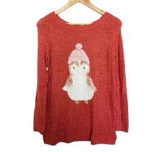 Sweaters - 2 for $25 Lauren conrad holiday penguin sweater